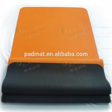 ideal yoga exercise mat with anti slip base