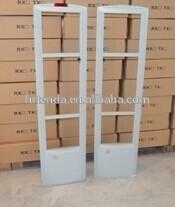 wholesale eas rf alarm system 8.2mhz anti-shoplifting rf antenna Dual eas sensor 1.6m MAX for hard tag