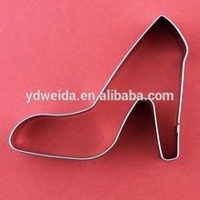 high heel shoe cookie cutter