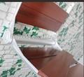 banheiro de madeira de teca bandeja do chuveiro assento dobrável de alumínio