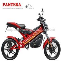 PT-E001 Light Weight 48v 1500w EEC Folding Lithium Battery Electric Dirt Bike for Kids