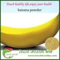 Buena solubilidad en agua de plátano secas en polvo/verde de banano en polvo/de harina de banano