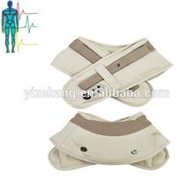 Comfort electric neck shoulder massage belt, shouder massager for pain relief
