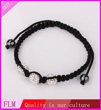 Boy inspired shamballa bracelet set FBB051