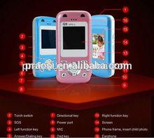 GPS Kid Mobile, GPS Child Mobile, GPS Baby Mobile Q9 SOS mini phone