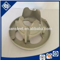 UAN supply PVC high quality concrete plastic rebar gasket