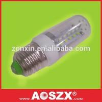 2014 NEW AOSZX 700 LM 2835 SMD 7W E27 360 Degree LED Bulb