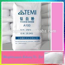 Titanium Dioxide /Anatase Titanium Dioxide/Rutile Titanium Dioxide