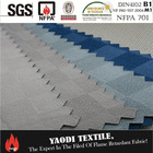 100 polyester flame retardant embossed hotel blackout curtain fabric for sale