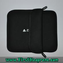 Hot Sales Black Style Neoprene Tablet PC Protective Sleeve