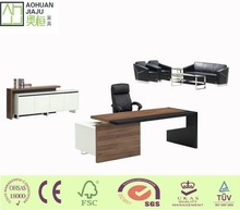 2014 new design modern office table project furniture by AoHuan