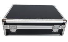 Portable Aluminum toolbox tool box multi-purpose instrument case
