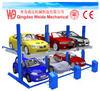 two levels smart car parking garage for sale
