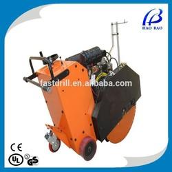 HXR700 B&S petrol engine concrete /asphalt cutting machine, road cutter