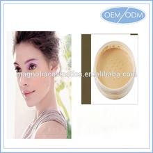 OEM/ODM Skin Ligtening & Whitening Mineral Makeup Korea Powder Foundation