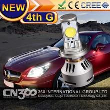 High brightness 3200LM H4hi/lo kit LED Car headlight H4 kit