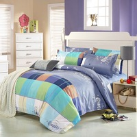 HOT SELLING 4pcs wholesale bedspreads bed sheet designs baby cot bedding set