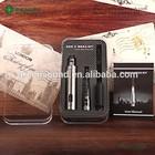 China wholesale RHOS FCC CE ecigarette H2S Clearomizer E cig GS EGO II Mega KIT Best Electronic Cigarettes