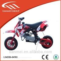49cc mini dirt bike for kids with EPA and CE