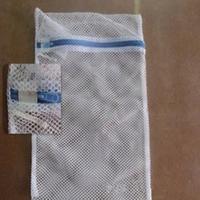 coarse mesh home wash washing bag / laundry net