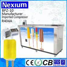 Aspera Compressor Good Price Color Popsicle Stick Machine 10 Model