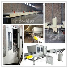 Zhongtuo brand Zhongtuo stone coated roof tile roll forming machine