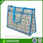 pp reusable shopping woven poly bags