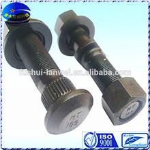 truck wheel bolt, High strength truck wheel hub bolt