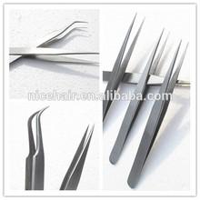New products for new year false eyelash kits eyelashes tweezer stainless steel Tweezer for eyelash