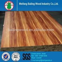 Cheap melamine coated plywood,colour melamine plywood