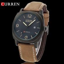 Wholesale leisure series Curren brand watch 8158