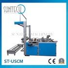 ST-USCM Suntech New Design Textile Machinery Ultrasonic Fabric Strip Cutting Machine