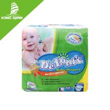 Sleepy Baby diaper(PE),M ,LPCS, for Nigeria ,Ghana market