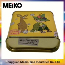 varies candy tin can