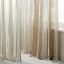 voile curtains living room curtains and white curtains fabric