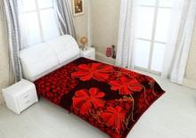 100% polyester super soft 200*240cm*6kg excellence blanket