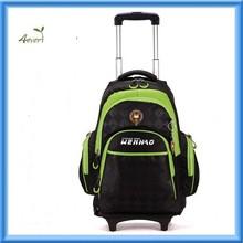 Newest Desgin Student Backpack Trolley School Bag for Teens