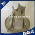 uan suministro de hormigón del pvc de plástico silla de barras de refuerzo