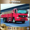 Sinotruk HOWO 4X2 china Cargo Van fuel type diesel