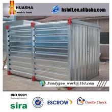 aluminum storage container