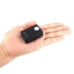 Mini Wireless PIR MP. Alert Infrared Sensor Motion Detector Anti-theft Alarm System Audio Monitoring Positioning