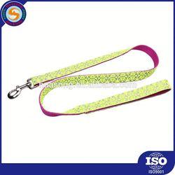 hand-woven dog leash,excellent carabiner dog leash