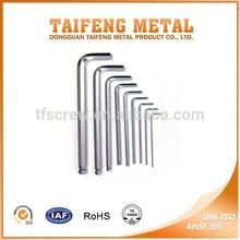 galvanized carbon steel universal hex key