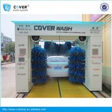 energy efficient foam car wash