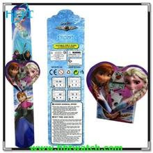 Promotion kids wrist bracelet digital watch frozen accept paypal
