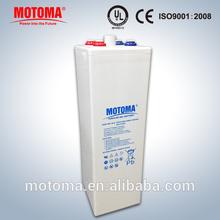 MOTOMA 2v battery TG OPzV battery
