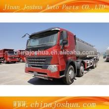 sino truck howo A7 8x4 water trucks for sale