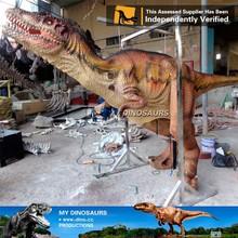 My dino-costume dinosaure factory mascot manufacturer