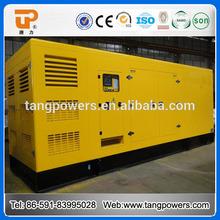 Soundproof Three Phase Generator Doosan engine