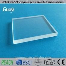 Good light transmission /Optical quartz glass quartz glass disk